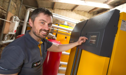 New biomass engineer appointment fuels re:heat growth