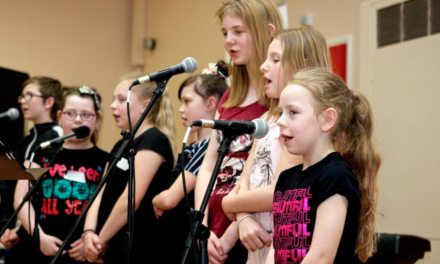 Gathering Celebrates Young People's Music Making