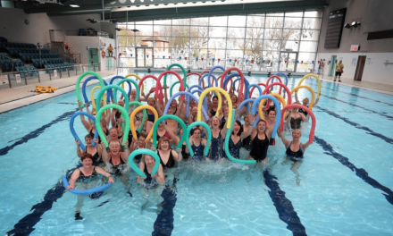 Swimmers, Spinners and Sprinters raise £700 for Sports Relief!
