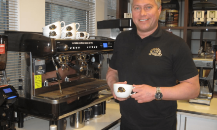 New appointment is the right blend for Ringtons