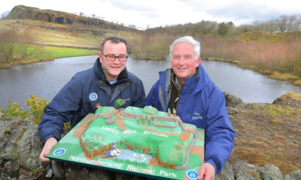 Northumberland National Park celebrates its 60th birthday in style!