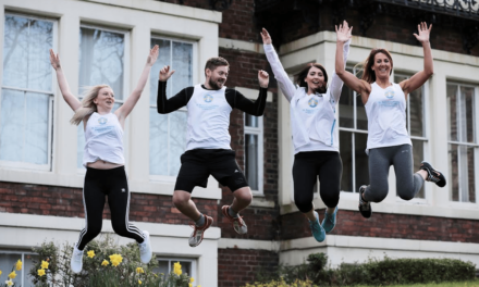 Solicitors tackle 10K challenge for St Benedict's