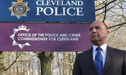 Sultan Alam puts his Money where his Mouth is as only Independent Candidate for Cleveland PCC