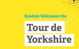 Getting into gear for the Tour De Yorkshire in Ryedale