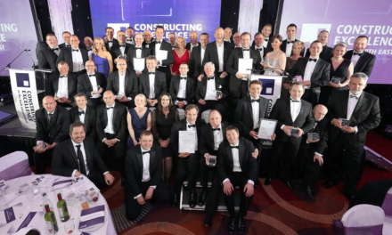 Shortlist for the 2016 North East Construction Awards Revealed