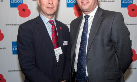 Tom Blenkinsop MP meets The Royal British Legion