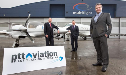 Naljets acquires renowned Leeds based flying school