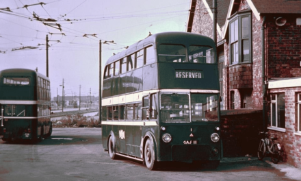 Enjoy the Routes of Yesteryear on Vintage Buses