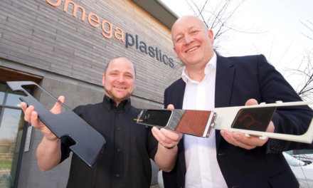 Quality award accelerates growth in milestone year for Omega Plastics Group