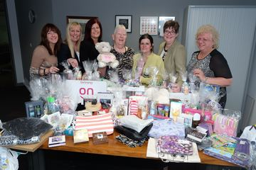 Darlington Building Society supports women's refuge