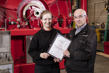 Dyer Engineering secures two international accreditations