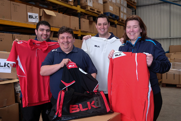 New national sportswear venture launches in North East