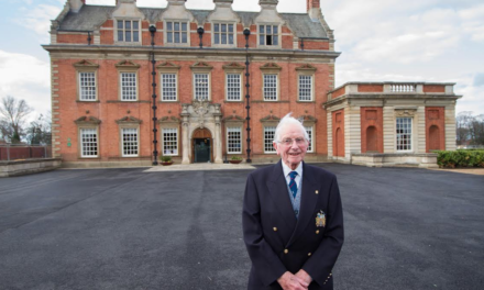 Acklam Hall welcomes extra special VIP visitor