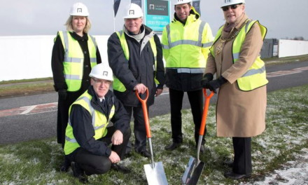 Multi-million Pound Investment to lay Foundations for Region's Newest Housebuilder