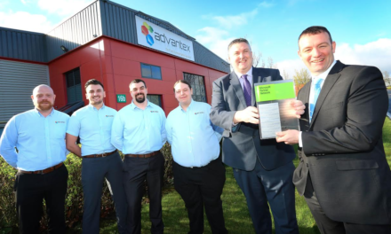Gold gives Gateshead IT firm Advantex