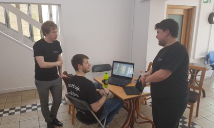 Scott Logic launches new game at latest Hack event