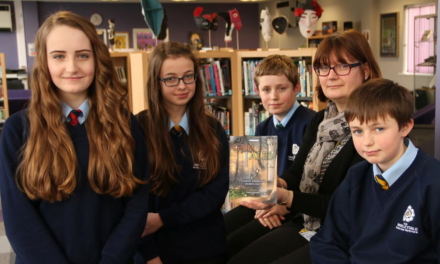 Young Writers Publish Grim Tales