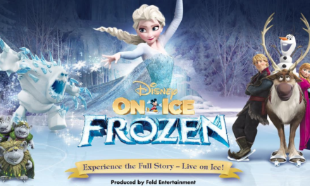 Disney On Ice takes Frozen from the screen to ice