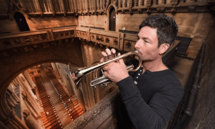 Durham Hymns premieres at Cathedral as part of BRASS