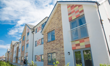 Four Housing Receives National Nod for Berwick Scheme