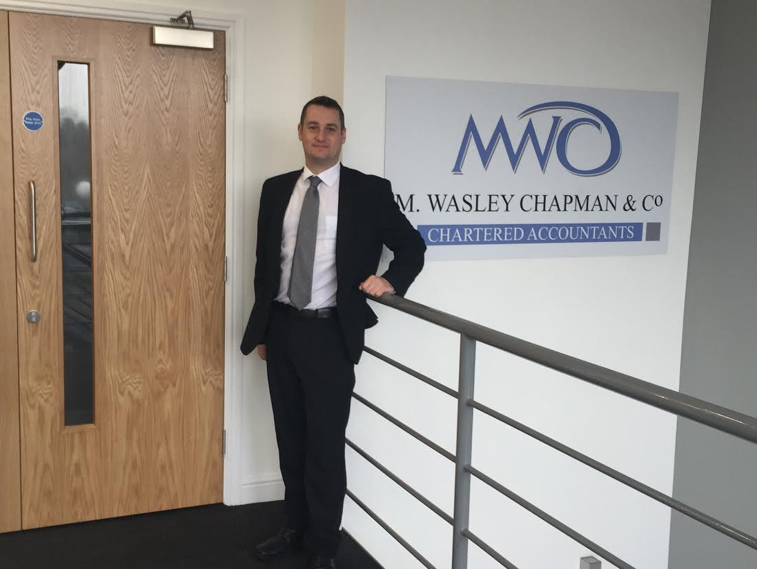 Wasley Chapman Announces New Partner