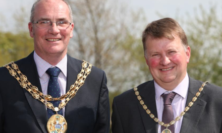 New Council Chairman
