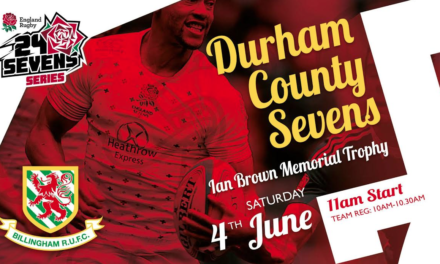Reigning champions Durham University RFC ready to defend their County 7s title