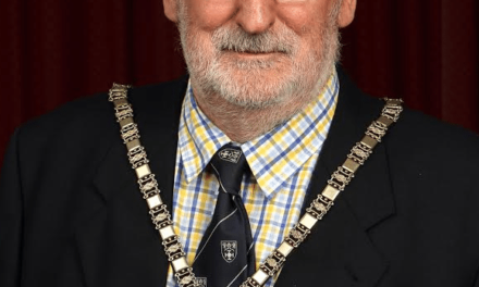 Rugby Union international is new Chairman of Durham County  Council
