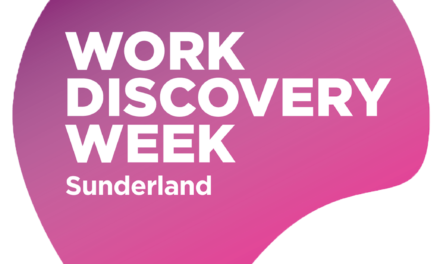 Students get creative as part of Work Discovery Sunderland