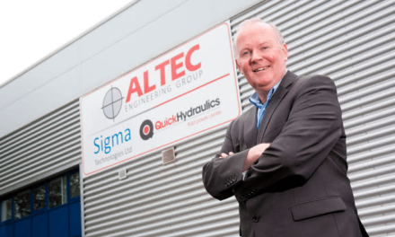 North East Hydraulics Firm Powers into Yorkshire and Humber