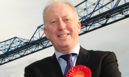 Everyone has to have enough to live on says Middlesbrough MP Andy McDonald