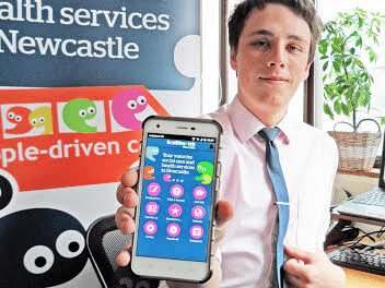Work Placement 'App'oprtunity for Corey