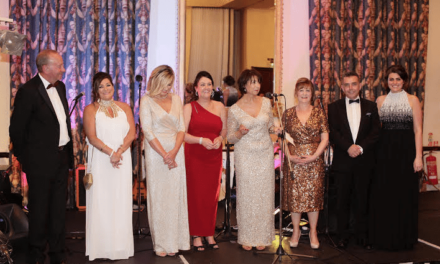 Gus Robinson Foundation event raises more than £12,000