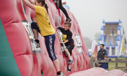 Thousands of runners set to take on Europe's tallest inflatable slide as Gung-Ho! arrives in Newcastle