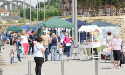 Harton Quays craft market this weekend