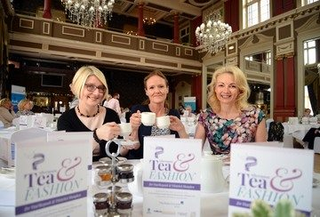 Charity afternoon is hospice's cup of tea