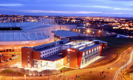 SAFC Supporters Can Enjoy Hotel's First Full Season