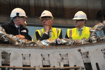 German steelmakers to learn from Teesside experts