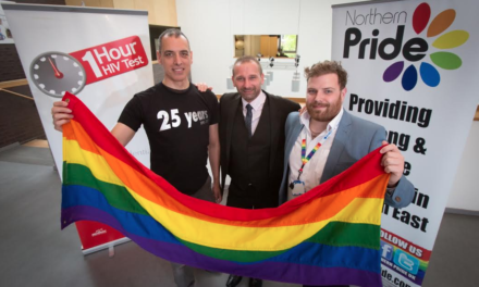 Newcastle Pride Gets In The Zone