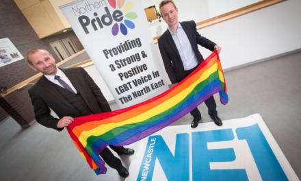 Brands Join Forces to Make Newcastle Proud