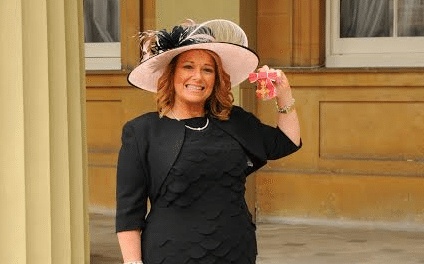 North East 'Women in Business' Champion Receives Her OBE