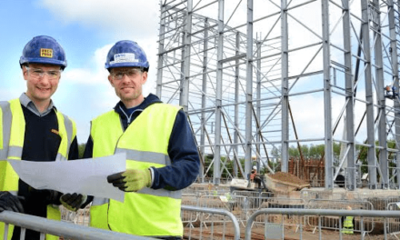 Owen Pugh is fired up to deliver £3m power plant work