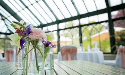 Fizz, flowers and afternoon tea on the menu at Gisborough Hall