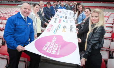 Leading North East businesses get behind Work Discovery Week