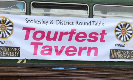 Stokesley celebrates Tourfest success with film unveiling