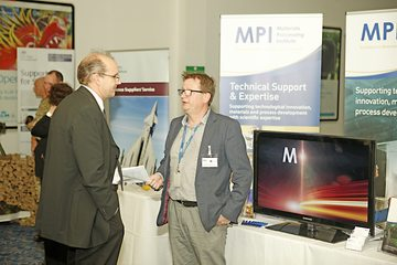 Aerospace supply chain opportunities highlighted at airport event