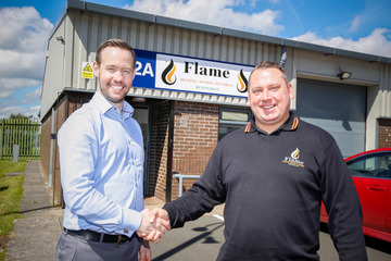 Flame celebrates fifth anniversary with branch launch