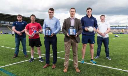 Newcastle Falcons team up with Nutrition X