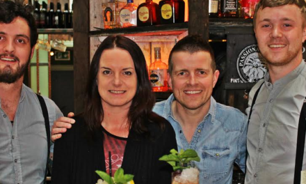 'Oh What A Pear' – Steve and Karen Team Up With The Botanist In The Name of Charity