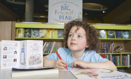 Join the Big Friendly Read at your library
